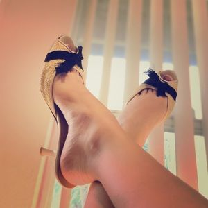 Ferragamo high heels 👠